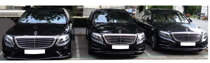 VIP Limo Service with Driver in Belgrade-Serbia