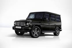 Transfer from Belgrade airport with Mercedes G wagon class - just 80euro