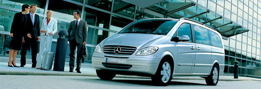 airport van transfer in belgrade