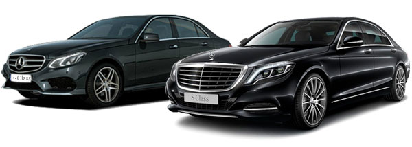 Private transfers in Belgrade-renting Mercedes E class & MB S Class with driver